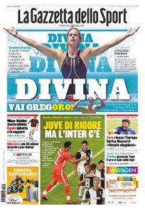 La Gazzetta dello Sport Roma – 25 luglio 2019
