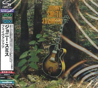 The Johnny Smith Trio - Johnny Smith Favorites (1959) {2016 Japan SHM-CD Jazz Masters Collection 1200 Series WPCR-29141}