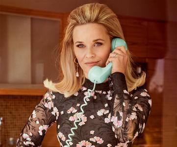 Reese Witherspoon by Pamela Hanson for InStyle June 2019