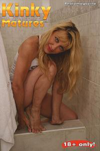 Kinky Matures Adult Photo Magazine - October 2019