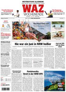 WAZ Westdeutsche Allgemeine Zeitung Herne - 29. Juni 2019