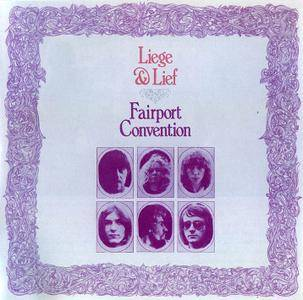Fairport Convention - Liege & Lief (1969) Expanded Remastered 2002