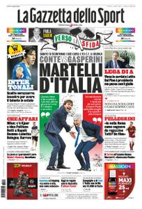 La Gazzetta dello Sport Roma – 09 gennaio 2020