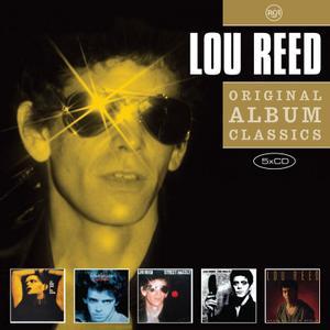 Lou Reed - Original Album Classics (2011) [5CD Box Set]