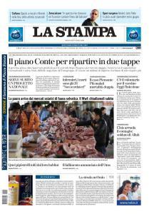La Stampa Torino Provincia e Canavese - 8 Aprile 2020