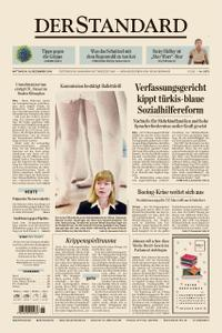 Der Standard – 18. Dezember 2019