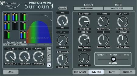 Exponential Audio PhoenixVerb v6.0.0 WiN