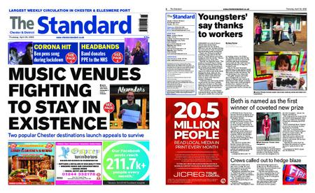 The Standard Chester & District – April 30, 2020