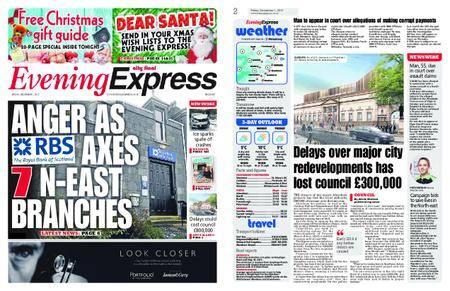 Evening Express – December 01, 2017