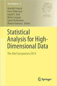 Statistical Analysis for High Dimensional Data: The Abel Symposium 2014