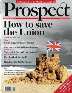 Prospect Magazine - June 2014