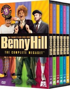 The Benny Hill Show (1955-1989)