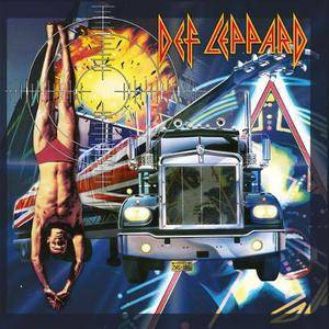 Def Leppard - CD Collection, Vol. 1 (2018)