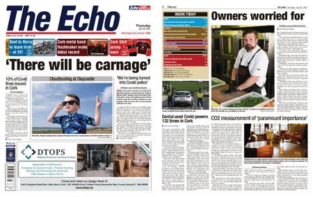 Evening Echo – July 22, 2021