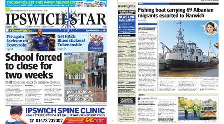 Ipswich Star – November 19, 2020