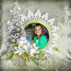 Scrap Kit: Bright Christmas
