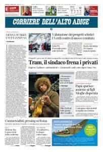 Corriere dell'Alto Adige - 24 Aprile 2018