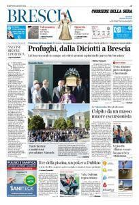 Corriere Brescia – August 28, 2018
