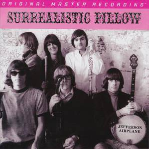 Jefferson Airplane - Surrealistic Pillow (1967) {2015, Special Limited Edition, MFSL UDSACD 2175}