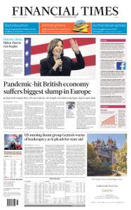 Financial Times Europe - August 13, 2020
