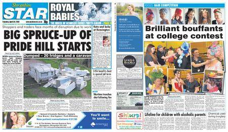 Shropshire Star Shrewsbury Edition – April 24, 2018