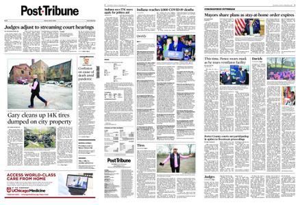 Post-Tribune – May 01, 2020