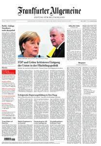 Frankfurter Allgemeine Zeitung F.A.Z. - 10. Oktober 2017