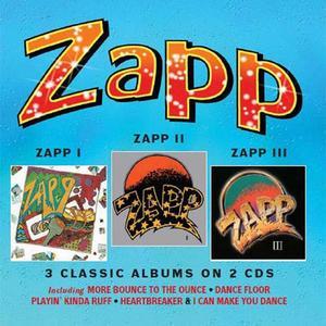 Zapp - Zapp I/Zapp II/Zapp III (2CD) (2016) {Robinsongs}