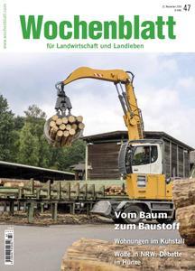 Wochenblatt - 20 November 2018