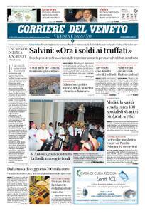 Corriere del Veneto Vicenza e Bassano – 23 aprile 2019