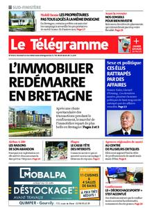 Le Télégramme Ouest Cornouaille – 22 mai 2020
