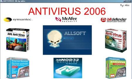 TEU ANTIVIRUS 2006