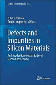 Defects and Impurities in Silicon Materials: An Introduction to Atomic-Level Silicon Engineering