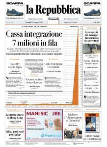 La Repubblica - 22 Maggio 2020