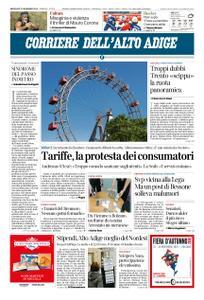 Corriere dell'Alto Adige – 21 novembre 2018