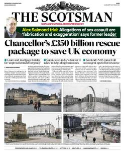 The Scotsman - 18 March 2020