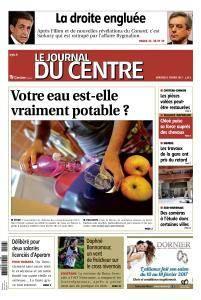 Le Journal du Centre du Mercredi 8 Février 2017