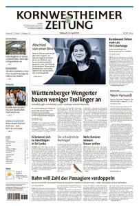Kornwestheimer Zeitung - 24. April 2019