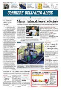 Corriere dell'Alto Adige - 11 Ottobre 2017