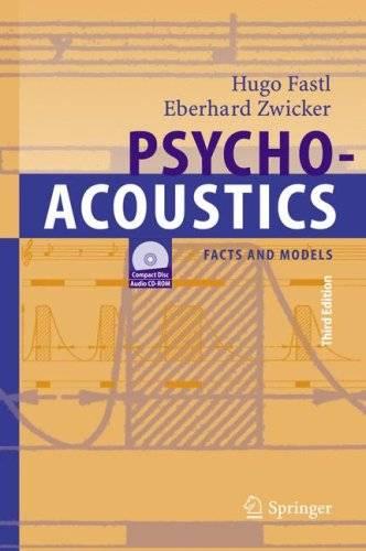 Psychoacoustics: Facts and Models