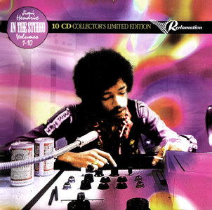 Jimi Hendrix - In The Studio: Volumes 1-10 (2006) 10 CD Box Set [Re-Up]