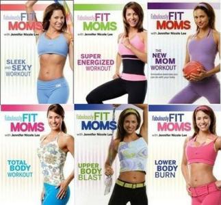 Jennifer Nicole Lee - Fabulously Fit Moms [repost]