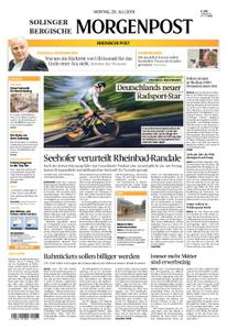 Solinger Morgenpost – 29. Juli 2019