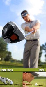 Stock Photo - Golf 3