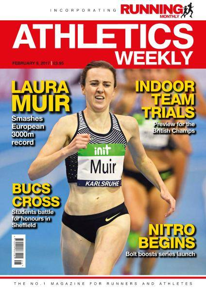 Athletics Weekly - February 9, 2017