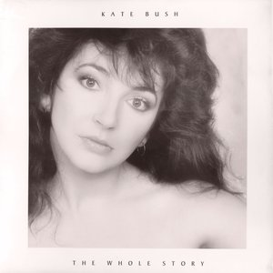 Kate Bush - The Whole Story (1986) US 1st Pressing - LP/FLAC In 24bit/96kHz