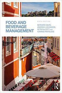 Food and Beverage Management, 6th Edition