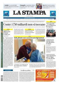 La Stampa Torino Provincia e Canavese - 17 Luglio 2020