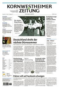 Kornwestheimer Zeitung - 25. April 2019