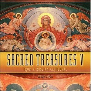 Various Artists ~ Sacred Treasures, Vol. I - V (5CDs Set)